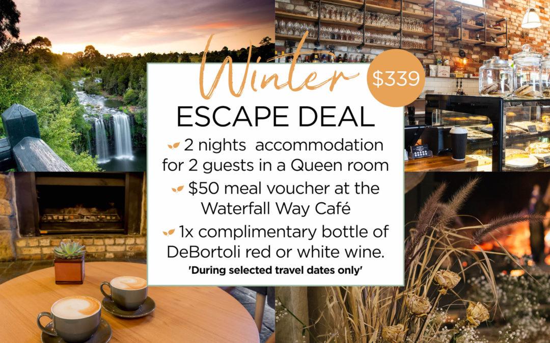 Winter Escape Deal!