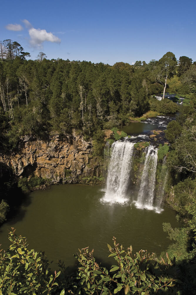 LOOKOUT MOUNTAIN RETREAT DANGAR FALLS