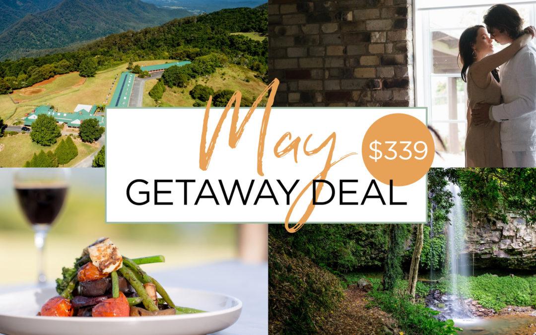May Getaway Deal