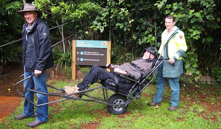 LOOKOUT MOUNTAIN RETREAT WHEELCHAIR ACCESSIBLE ACCOMODATION DORRIGO