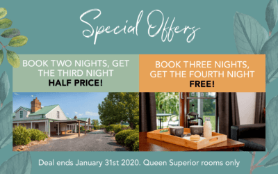 Lookout Mountain Retreat Accommodation Deals!
