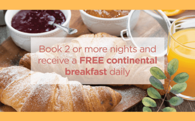 Free Continental Breakfast