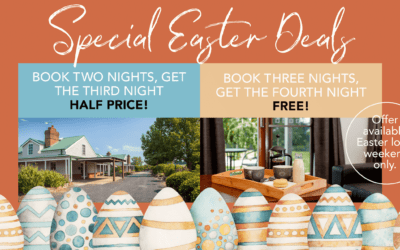 Easter Accommodation Deals!